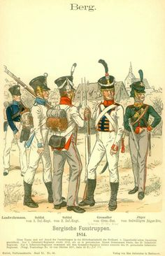 Empire, German Uniforms, Army Uniform, Mystery Of History, Napoleonic Wars, Troops, Old Things, Military, Hero