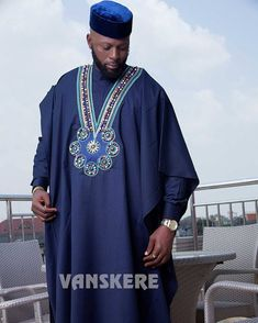 Fred Amata, Sunny Neji, Deyemi Okanlawon for Vanskere i love your close African Dresses Men, African Attire For Men, African Clothing For Men, African Shirts, African Wear, African Inspired Fashion, African Print Fashion, Nigerian Men Fashion, Mens Fashion