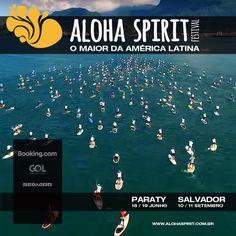O maior evento de esportes aquáticos da América Latina e o 5º maior do mundo chega pela primeira vez a Paraty! O Aloha Spirit Festival acontece nos dias 17, 18 e 19 na Praia do Pontal. Confira o cronograma completo do festival no site: http://www.alohaspirit.com.br/2015/etapa_paraty_2016_info/  #Aloha #AlohaSpirit #AlohaSpiritFestival #corrida #esporte #cultura #turismo #arte #VisiteParaty #TurismoParaty #Paraty #PousadaDoCareca #PartiuBrasil #MTur #standuppaddle #canoahavaiana #natação