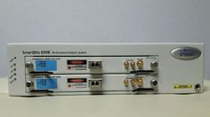 Spirent SmartBits SMB-600B Chassis With XFP-3731A 2pcs, Tested, Working #spirent