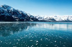 Need a pick-me-up? A dip in this water should do the trick. http://www.hollandamerica.com/cruise-destinations/alaska-cruises?WT.mc_id=SM_Pinterest