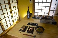 Our Osaka cooking classes take place is a beautiful Japanese house