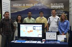 #ESRIUC Tip - Blue Raster at the Esri International User Conference