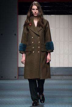 Milan Fashion Week Fall/Winter 2015: Gucci