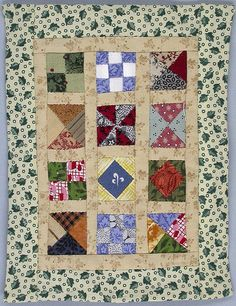 Sampler Quilt DSCN1609Ap 1002 Q6 | Flickr - Photo Sharing!