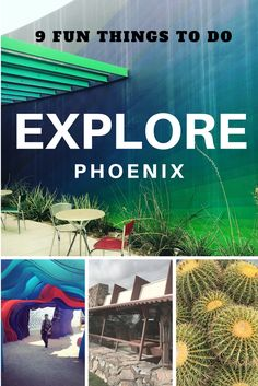 "Explore the ""Valley of the Sun"" with 9 fund things to do in Phoenix, Scottsdale, and Mesa."
