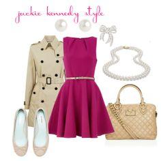 Jackie Kennedy Fashion Icon | Jackie Kennedy Style | Love Creative Blog