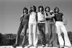 The Rolling Stones (Bill Wyman, Brian Jones, Keith Richards, Mick Jagger, Charlie Watts) Mick Jagger Rolling Stones, Rock N Roll, Rollin Stones, Stone World, Charlie Watts, Kid Rock, Keith Richards, Def Leppard, Rock Bands