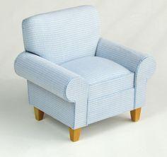 Bren blue chair - very well made as well!