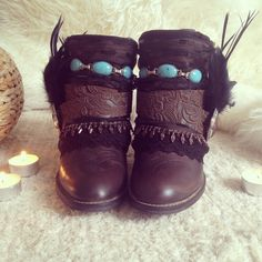 Dark Layer / boho boots / layerboots / www.layerboots.com