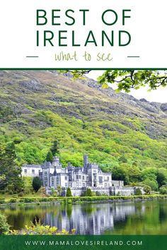 Free guide to the most beautiful places in Ireland and the best destinations in Ireland to add to your Ireland itinerary Wonderful Places, Great Places, Places To See, Beautiful Places, Best Of Ireland, Love Ireland, Ireland Vacation, Ireland Travel, Amazing Destinations