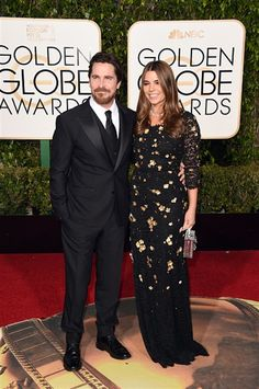 Christian Bale @GoldenGlobes2016