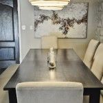 L2 Interiors - Spanish Colonial Open concept dining