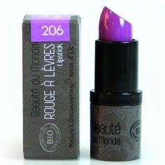 Terre d'Oc. Lipstick 206 Lilac