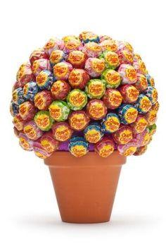 Riesiger Chupa Chups Lolli Pop Baum - Geschenke von Geschenkidee