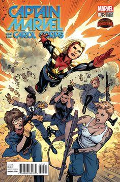 Captain Marvel in Secret Wars