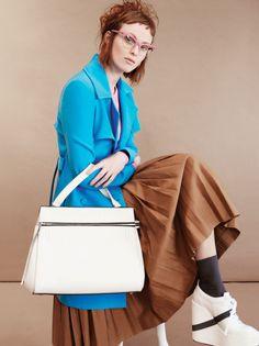 Karen Elson UK Vogue January 2013