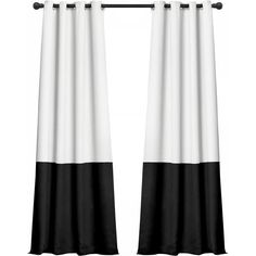 You'll love the Buckler Solid Room Darkening Grommet Curtain Panels at Wayfair - Great Deals on all Décor & Pillows products with Free Shipping on most stuff, even the big stuff.