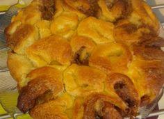 Brioche de crema y chocolate para #Mycook http://www.mycook.es/cocina/receta/brioche-de-crema-y-chocolate