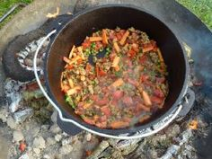 Dutch Oven Rezepte - Feuertopf Dutch Oven Rezepte