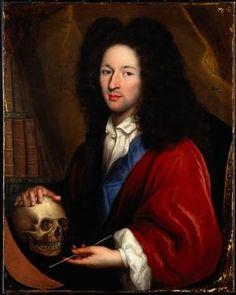 The anatomist Bernhard Siegfried Albinus, circa 1740, attributed to Nicolas de Largilliere (1656-1746)
