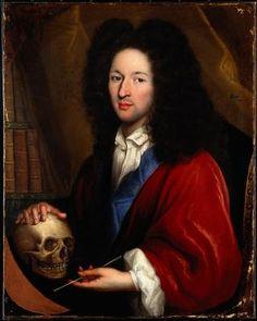 The anatomist Bernhard Siegfried Albinus, circa 1740, attributed to Nicolas de Largilliere (1656-1746)