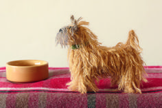 Cairn Terrier from Best in Show: 25 More Dogs to Knit by Sally Muir & Joanna Osborne, published by Pavilion.