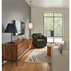 Room & Board - Kinley 79w 18d 24h Media Cabinet