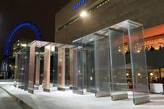 "Landmark project ""Two lines"" / David Chipperfield / London"