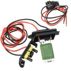 Calentador Blower Series motor Juego de resistencias de ventilador para Renault Clio MK III Modus 7701209803