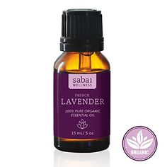 Lavender Population Essential Oil. 10 ml. 100% Pure, Undiluted, Therapeutic Grade.
