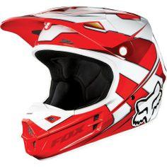 Fox Racing Race Men's V1 MX Motorcycle Helmet - Red / Medium Fox Racing,http://www.amazon.com/dp/B008RSWMNU/ref=cm_sw_r_pi_dp_5dtNsb0JGWQE9M5C