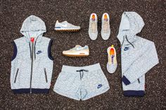 First look: Nike and Liberty collaboration 2014 - Telegraph