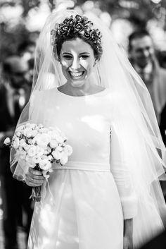 La Boda de María, Una boda de Invierno   Sole Alonso
