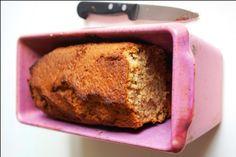 Recette de gâteau à la compote (sans oeuf), déclinable à l'infini, selon les saisons et envies de fruits. By Cléa