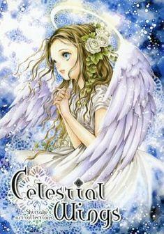Artbooks et albums - Shiitake Gensodo Illustrations, Albums, Princess Zelda, Celestial, Manga, Fictional Characters, Illustration, Manga Anime, Manga Comics
