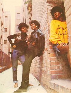 The Supremes, female group of soul music. Where Did our Love Go  http://www.youtube.com/watch?v=izzKUoxL11E