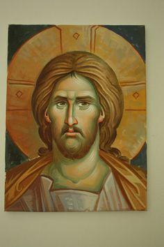 Iconographer Dimitris Maniatis – icoana Byzantine Art, Byzantine Icons, Jesus Is Lord, Jesus Christ, Writing Icon, Albrecht Durer, Orthodox Icons, Angel Art, Sacred Art