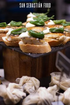 Pintxos Galore  is an utterly magical culinary tour of the finest Pintxo bars led by our passionate local food experts!