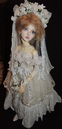 | Dollstown Triste Victorian Bride