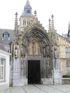 Basilique Saint Servais, The Netherlands