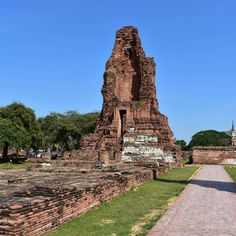 The old city of Ayutthaya, Thailand Ayutthaya Thailand, Old City, Monument Valley, Asia, Old Things, Places, Nature, Travel, Instagram