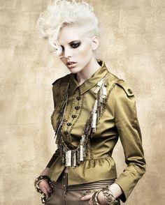 Platinum blonde, cur