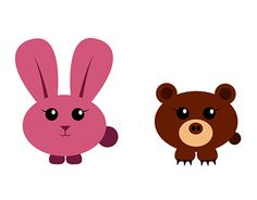 "Check out new work on my @Behance portfolio: ""animals character"" http://be.net/gallery/58510035/animals-character"