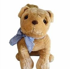 Precious Moments Shar Pei plush Stuffed Animal 2002 Vintage Tan Beige #PreciousMoments Shar Pei, Plush Animals, Precious Moments, Teddy Bear, Beige, In This Moment, Ebay, Vintage, Felt Stuffed Animals