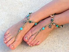 Hemp Barefoot Sandals How To Make
