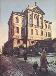 ul. Tamka - Zamek Ostrogskich