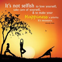 At #BlueLotus we believe that taking care of yourself is not a luxury…it's a necessity! http://www.bluelotusclinical.com/