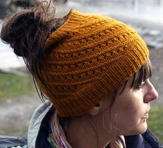 Ravelry: Spirograph headband pattern by Anna Elliott