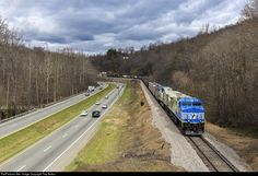 RailPictures.Net Photo: NS 4001 Norfolk Southern GE AC44C6M at Boones Mill, Virginia by Trey Belton